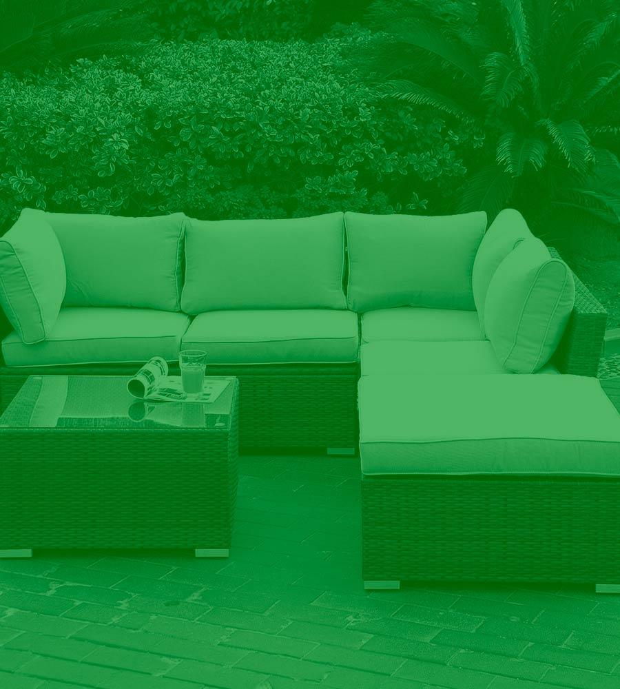 Sofa de Fibra